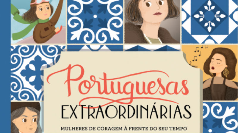 "Photo of They are Portuguese and were ""extraordinary"" in their time."