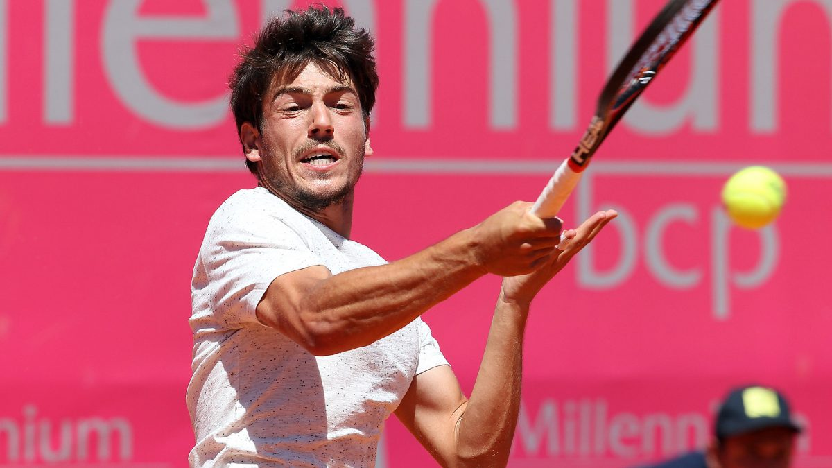Photo of João Domingues qualifies for third round of Liberec challenger