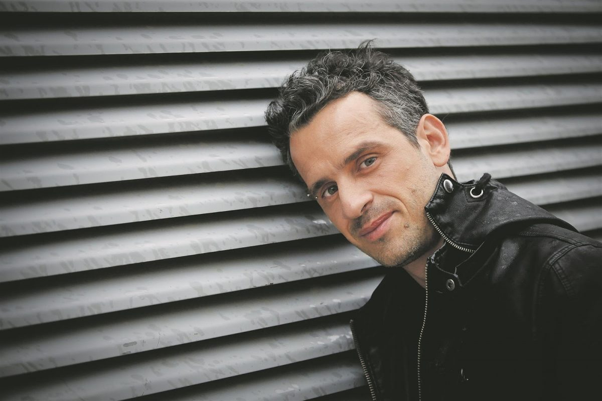 Photo of José Luís Peixoto will direct writing workshop in Macau