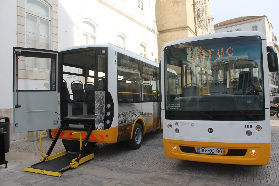 Photo of Coimbra buys two electric minibuses for urban transport