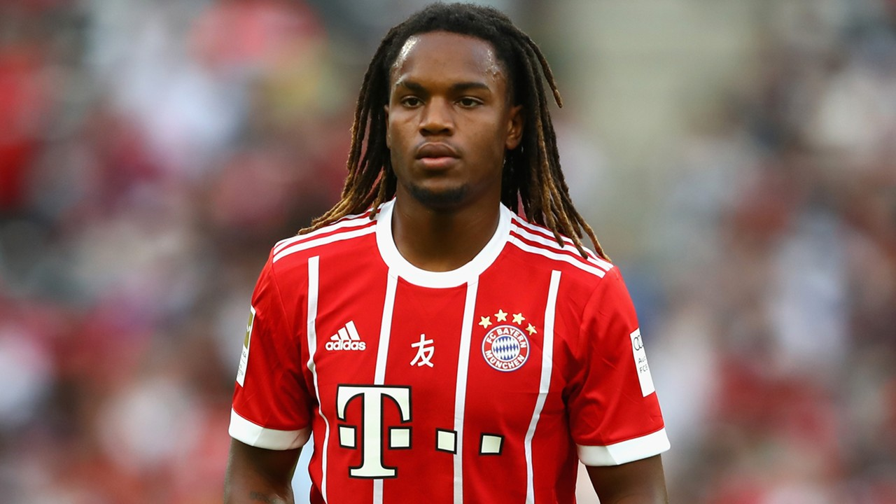 Photo of Renato Sanches elected the best of September