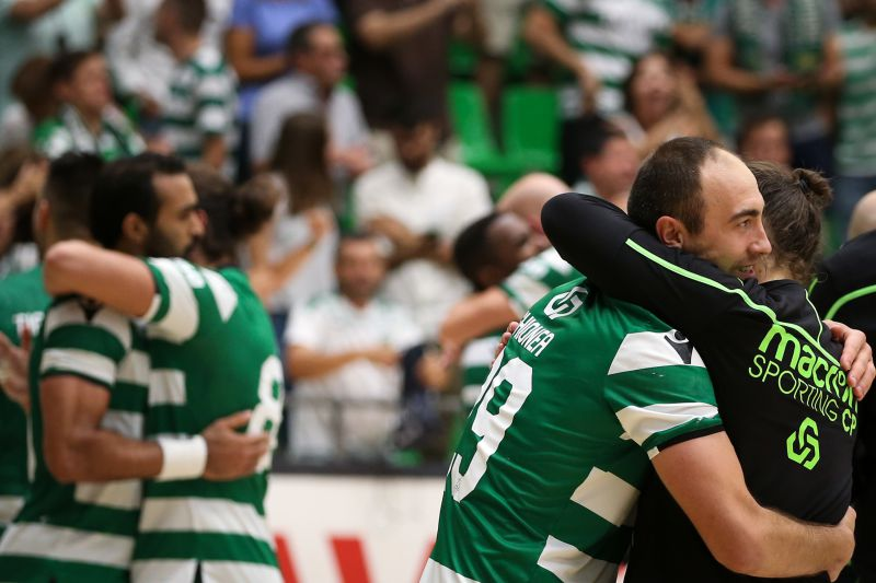 Photo of Champions League: Sporting defeats Tatran Presov on visit to Slovakia
