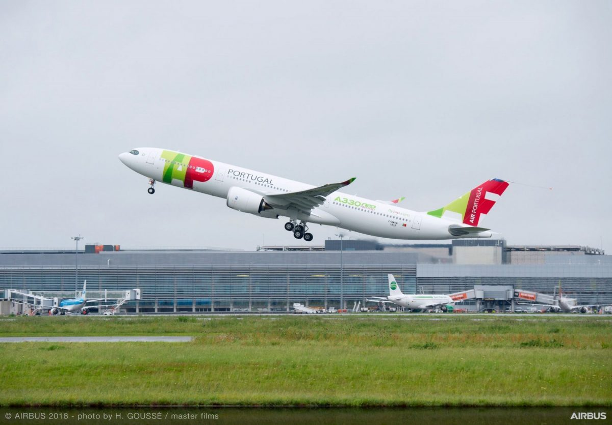 Photo of Airbus delivers first A330-900 to TAP Air Portugal