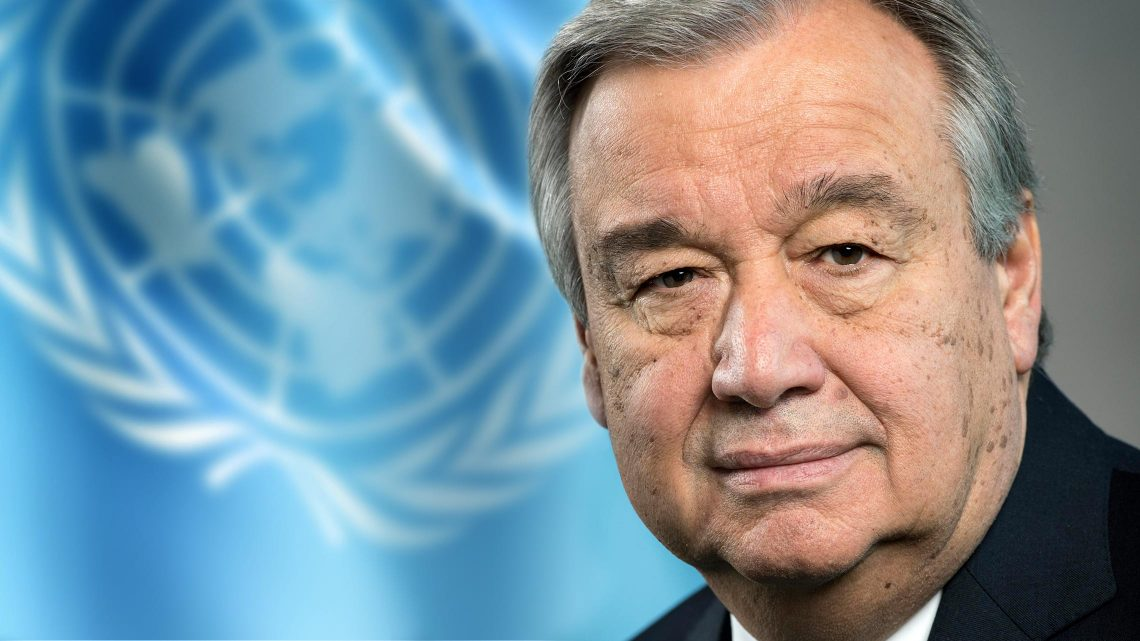 Photo of Guterres calls for creativity to respond to climate change