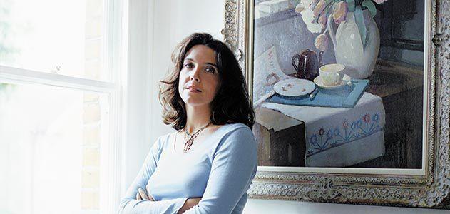 Photo of Historian Bettany Hughes today receives the European Gulbenkian Award