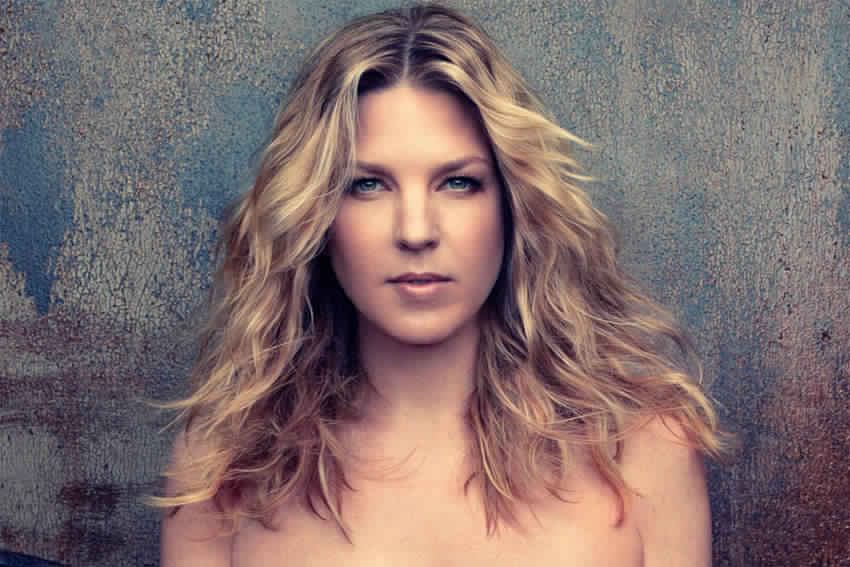 Photo of Diana Krall is the first name for the festival EDPCoolJazz 2019