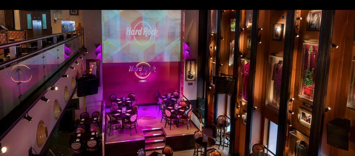 Photo of Hard Rock Café Lisbon welcomes Father Christmas