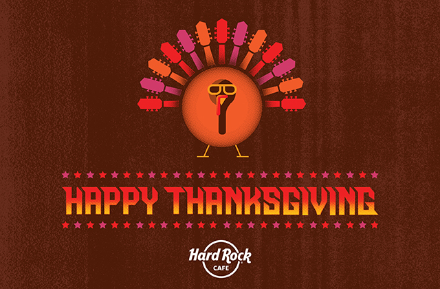 Photo of Hard Rock to have Thanksgiving with Portuguese touch