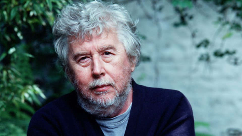 Photo of Harrison Birtwistle composes for the House of Music