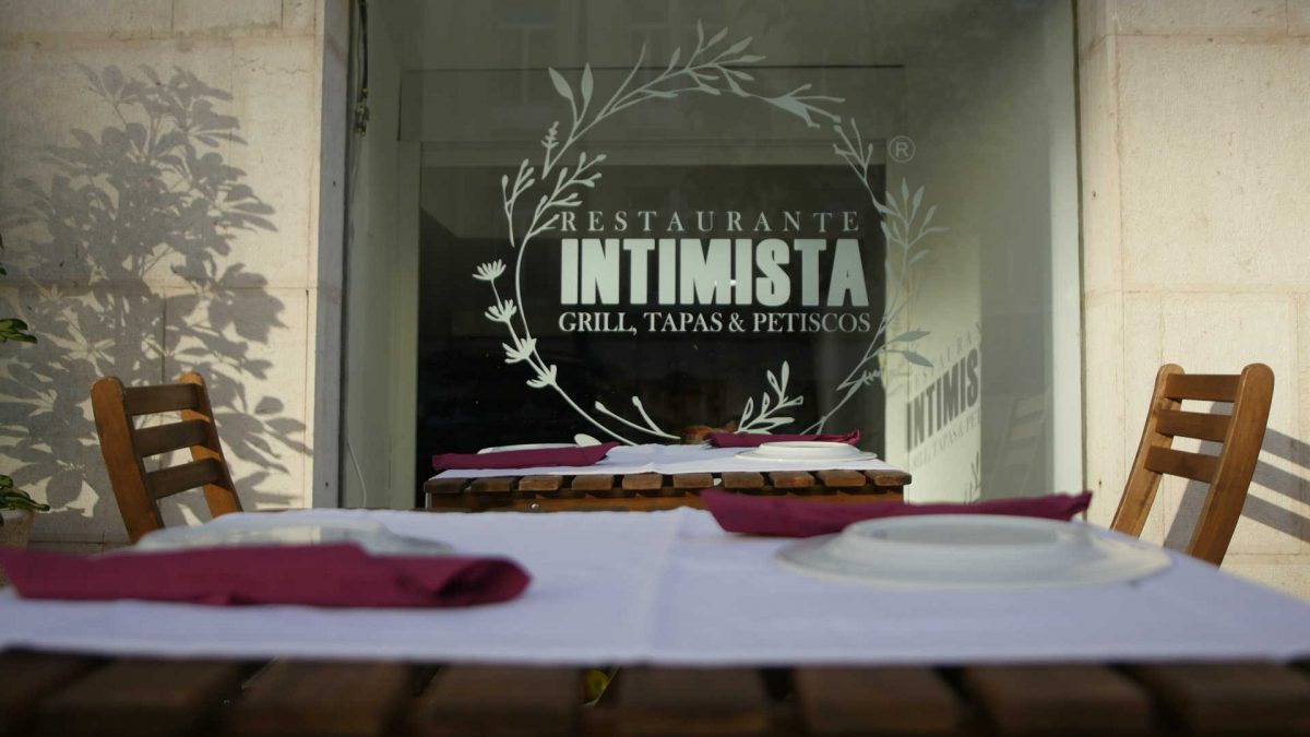 Photo of Intimista restaurant supports homeless with gratuity tip