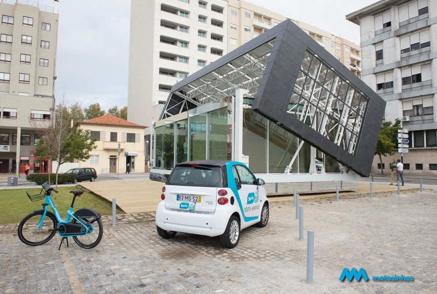 Photo of Carbon-zero neighborhood creation in Matosinhos awarded by Brussels