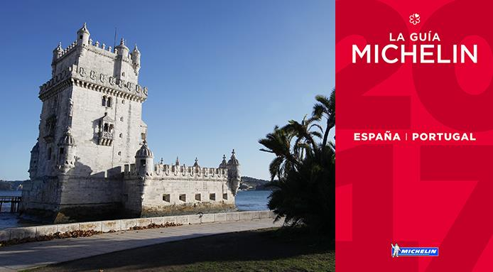 "Photo of 2019 Michelin Guide with ""important news"" for Iberian restaurants"