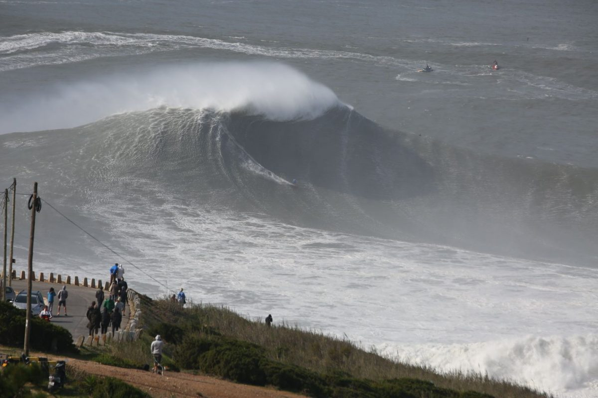 Photo of Nazaré Challenge, the giant wave circuit disputed on Friday