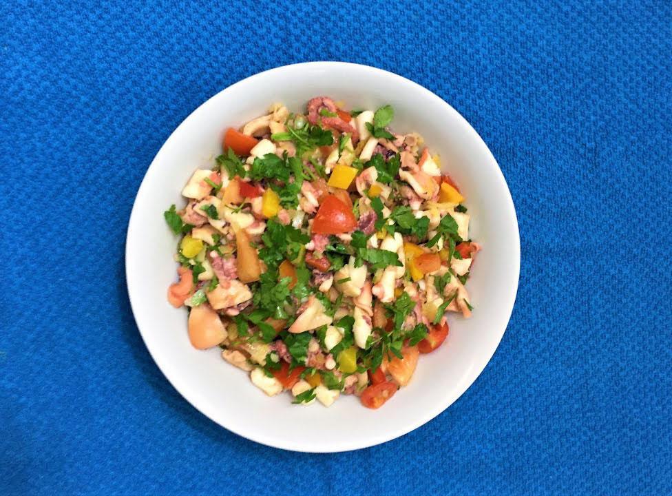 Photo of Portuguese Octopus Salad
