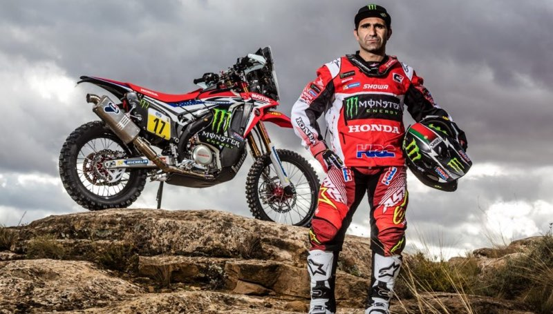 Photo of Eight Portuguese riders confirmed in Dakar 2019