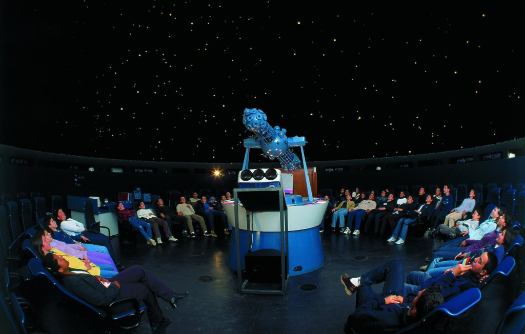 Photo of Planetarium celebrates 20 years, half a million visitors later