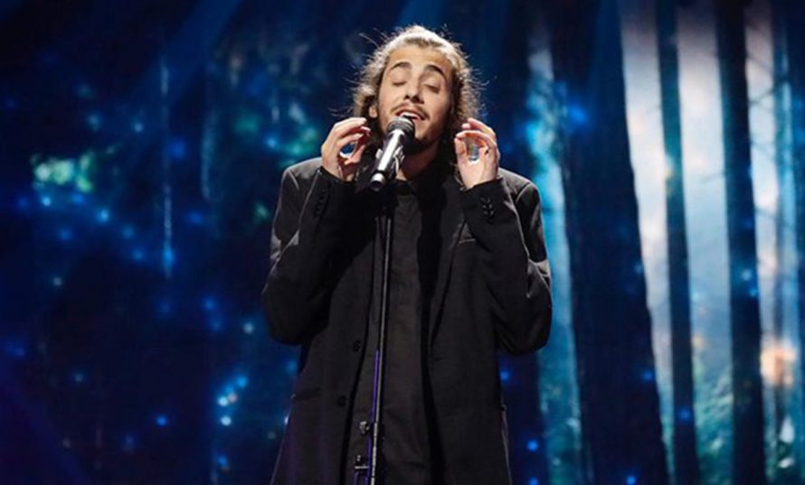 Photo of Salvador Sobral debuts on stage in the Balkans