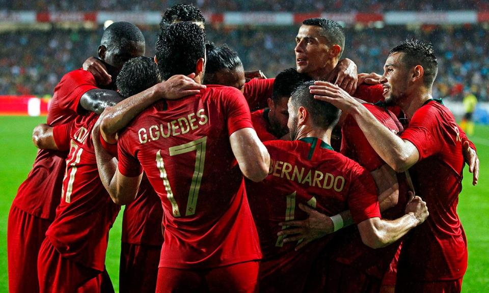 Photo of Portugal draws with Spain in the first game with public