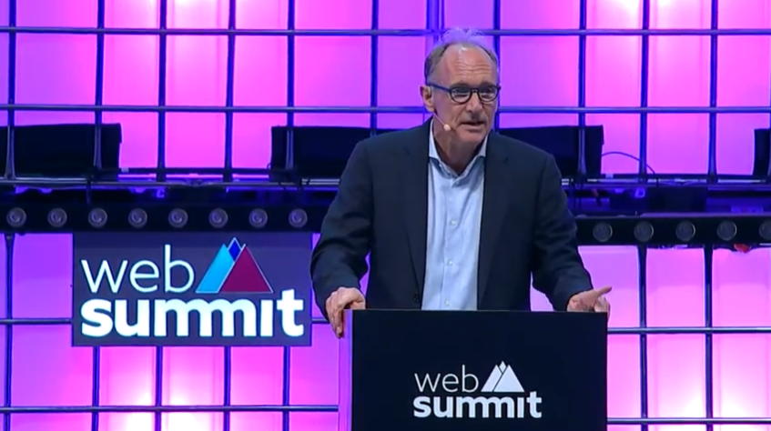 Photo of Creator of 'web' defends contract to make internet 'in a better place'