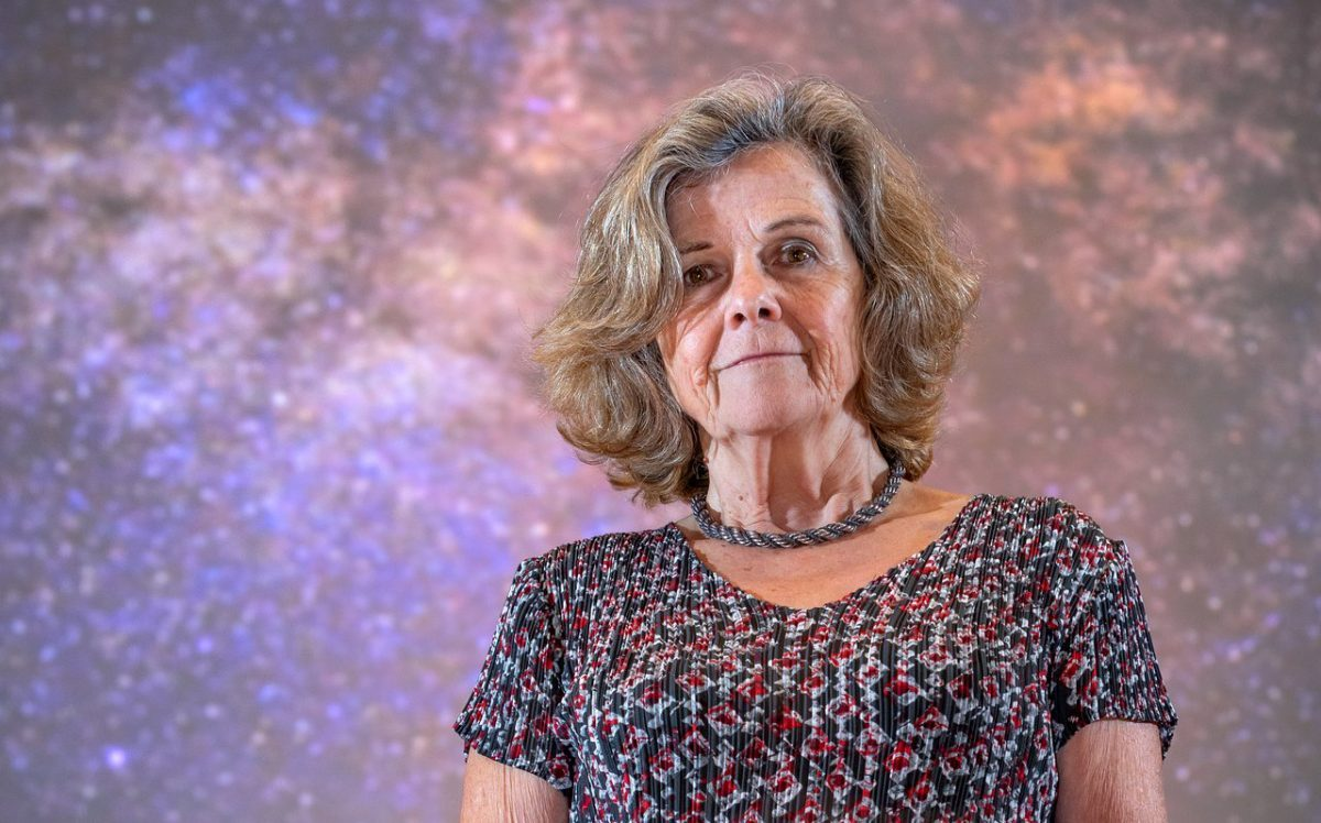 Photo of Science Awards today distinguish astronomer Teresa Lago
