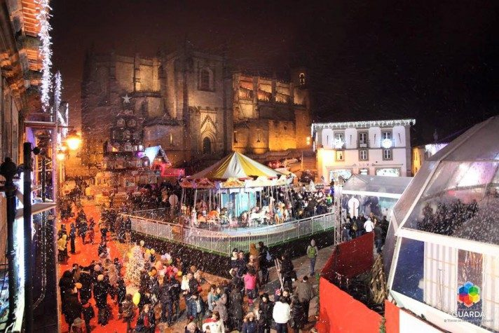 Photo of Guarda is 'Christmas City' between December 1st and 25th