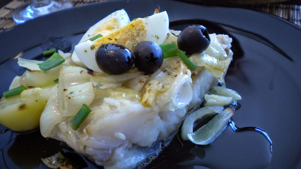 Photo of Cod Fish – Bacalhau à Gomes de Sá