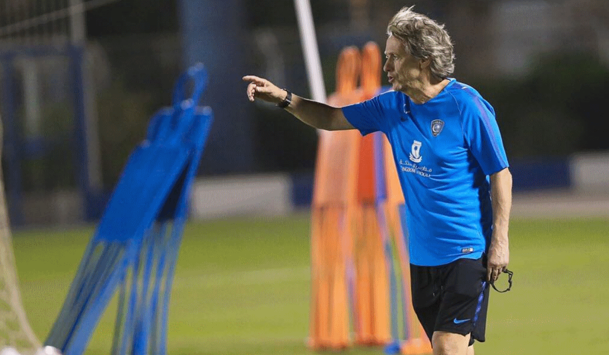 Photo of Jorge Jesus enters the history of Al Hilal with a new record