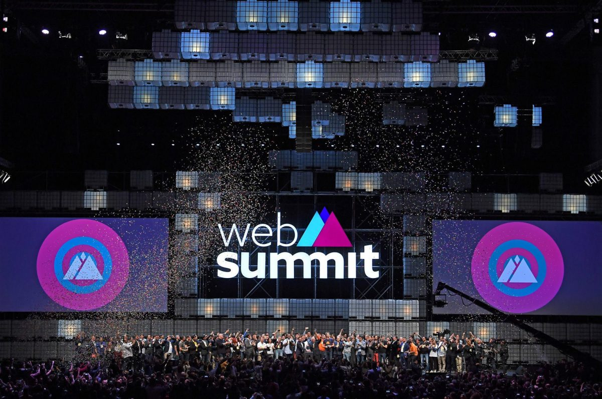 Photo of At 5:15 pm, the Web Summit officially ended. Next year there's more