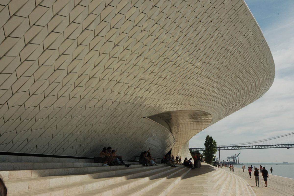 Photo of MAAT in Lisbon reopens on June 10