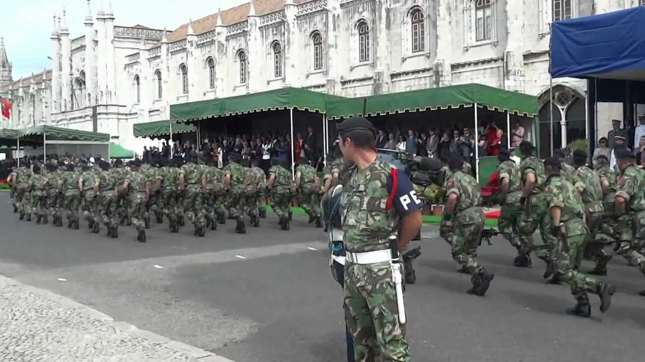 Photo of Military parade marks the centenary of the Armistice of the Great War
