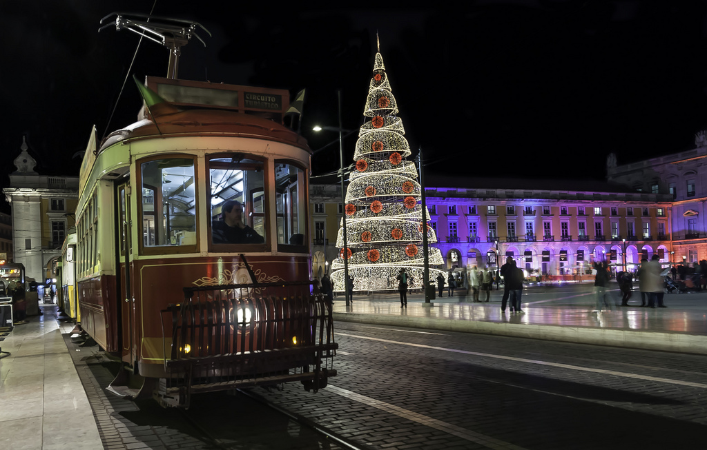 Photo of Richie Campbell and two million lights animate Lisbon at Christmas