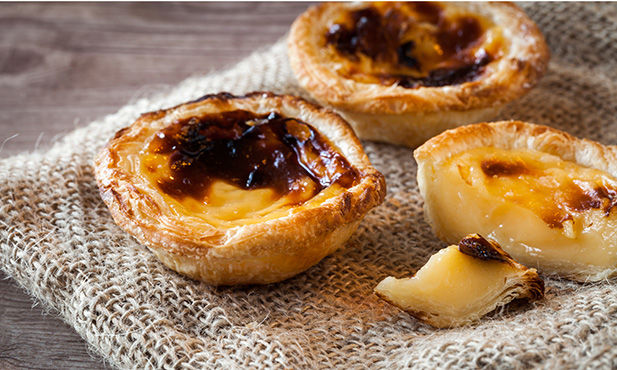 Photo of Portuguese Custard Tarts – Pastel de Nata