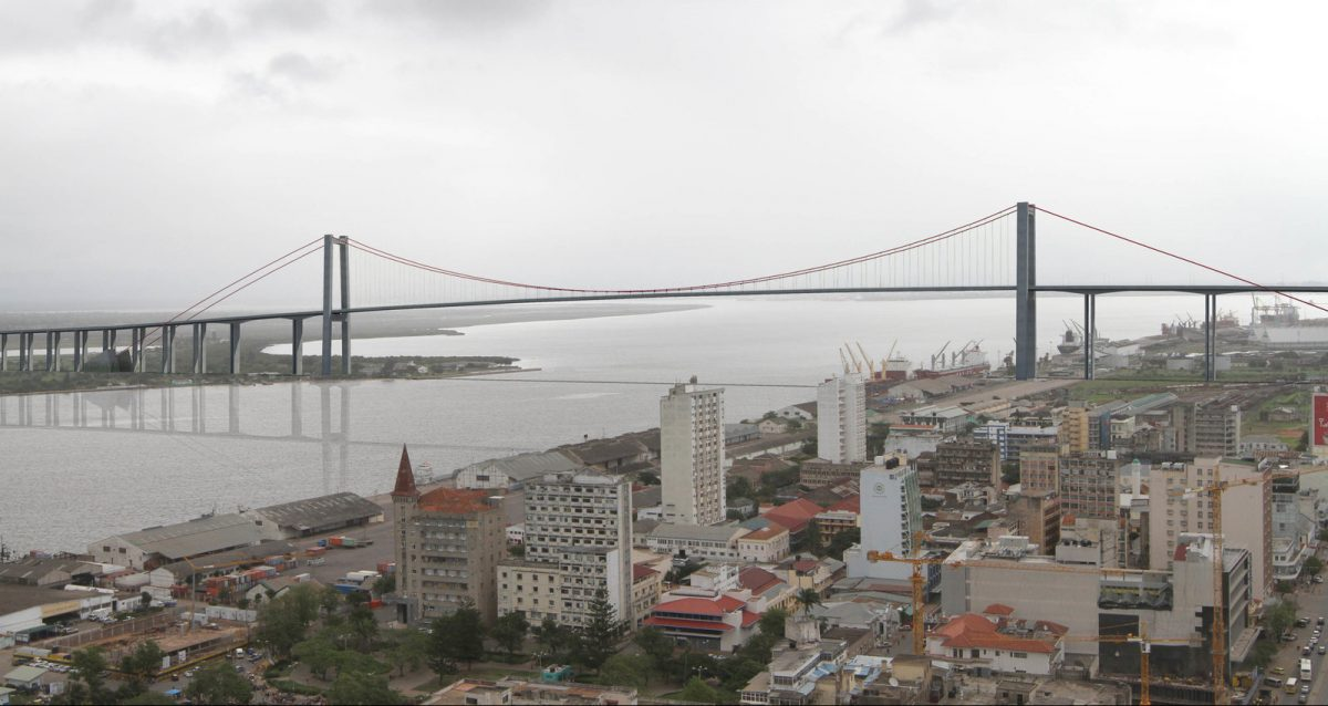 Photo of Africa's largest suspension bridge to open on Saturday in Maputo