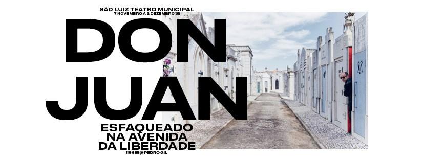 Photo of Already debuted 'Don Juan Stabbed on Avenida da Liberdade'
