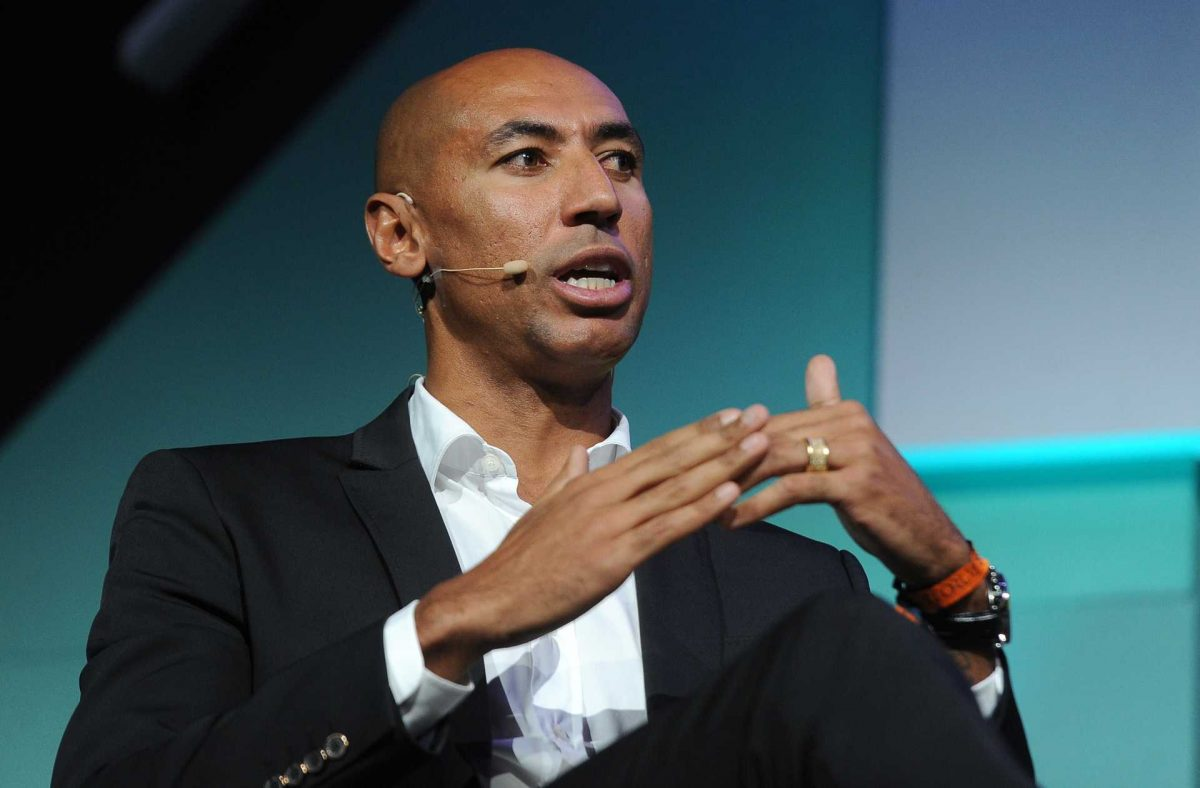 Photo of Web Summit: Luisão believes in Benfica's European project