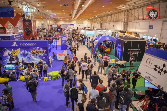 Photo of Lisboa Games Week exceeds 60 thousand visitors mark