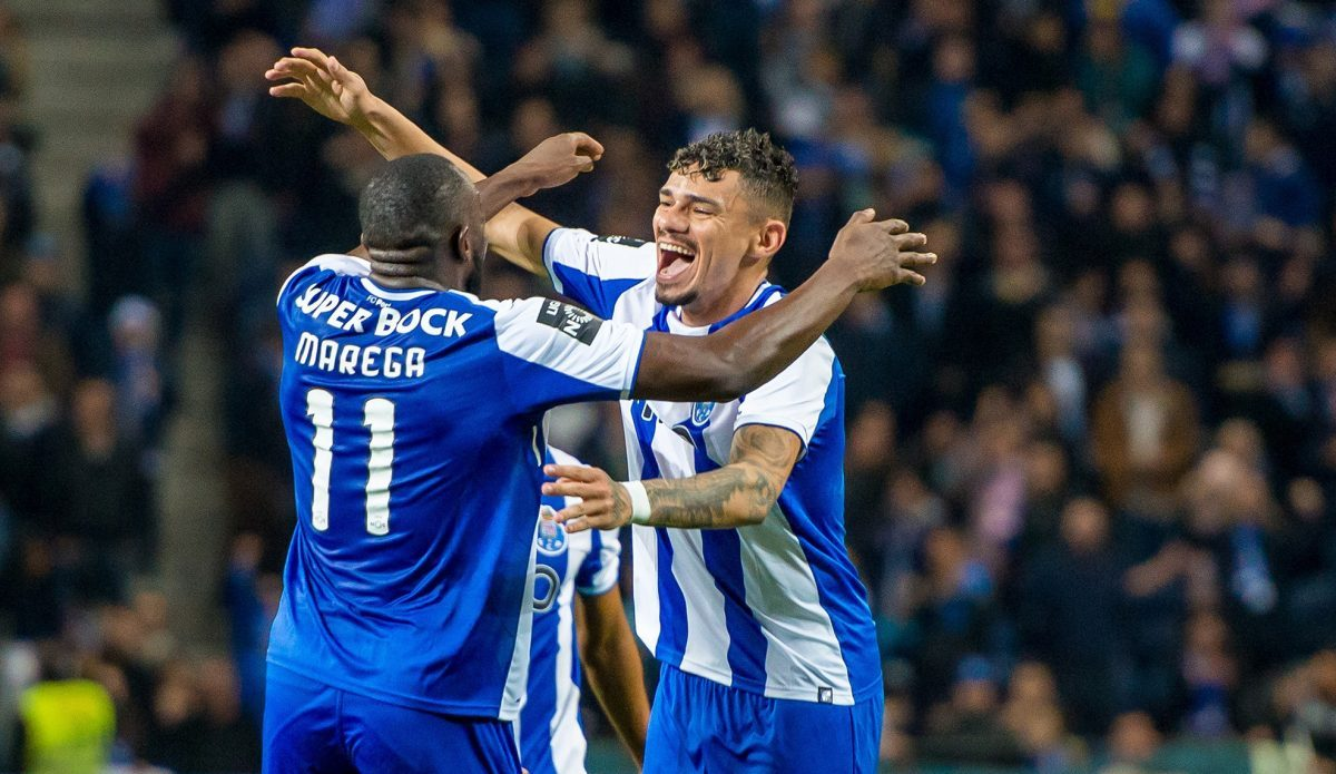 Photo of No one has scored so much in this edition of the Champions as FC Porto