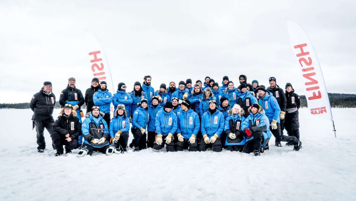 Photo of Portuguese will make sled trip through the Arctic