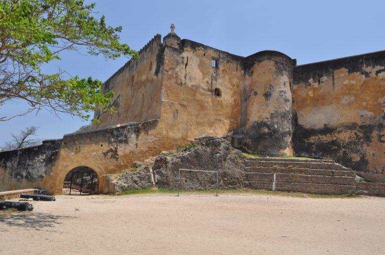 Photo of Sea threatens Vasco da Gama's heritage in Kenya