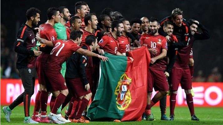 Photo of Portugal vs Ukraine, Serbia, Lithuania and Luxembourg to Euro