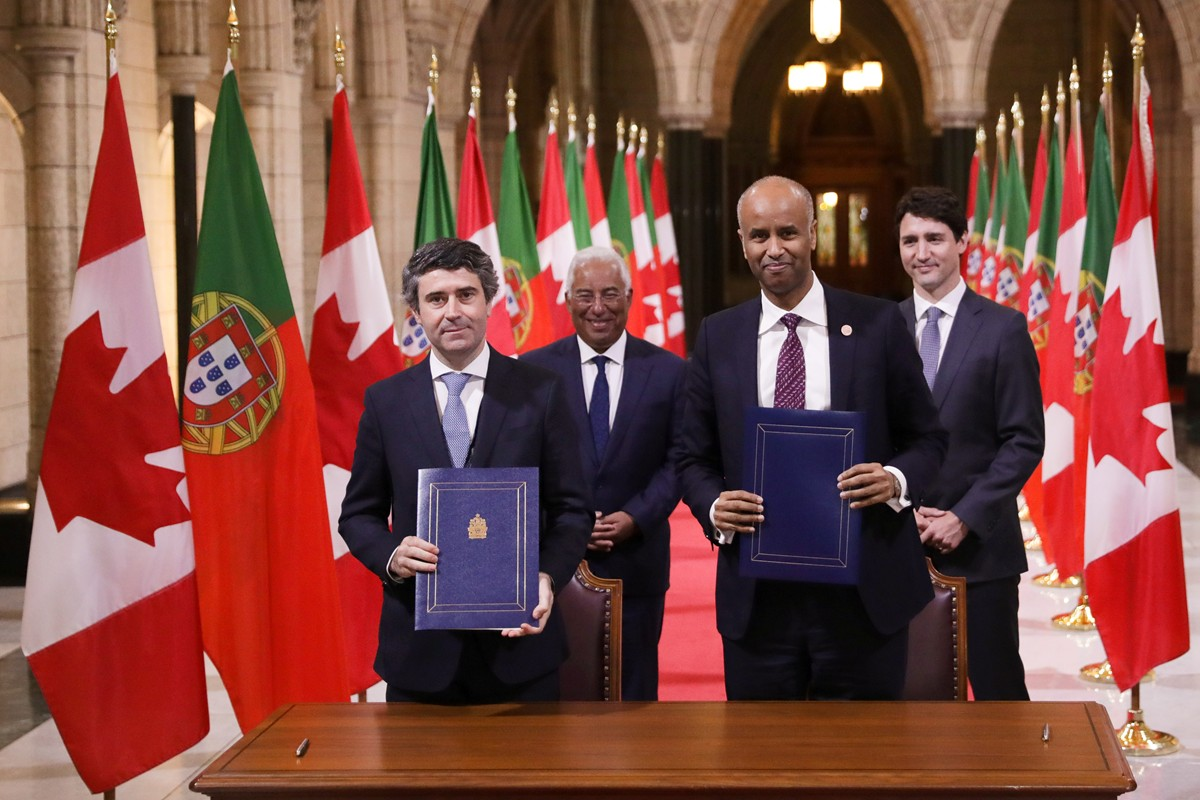 Photo of Youth Mobility Agreement between Canada and Portugal begins in 2019