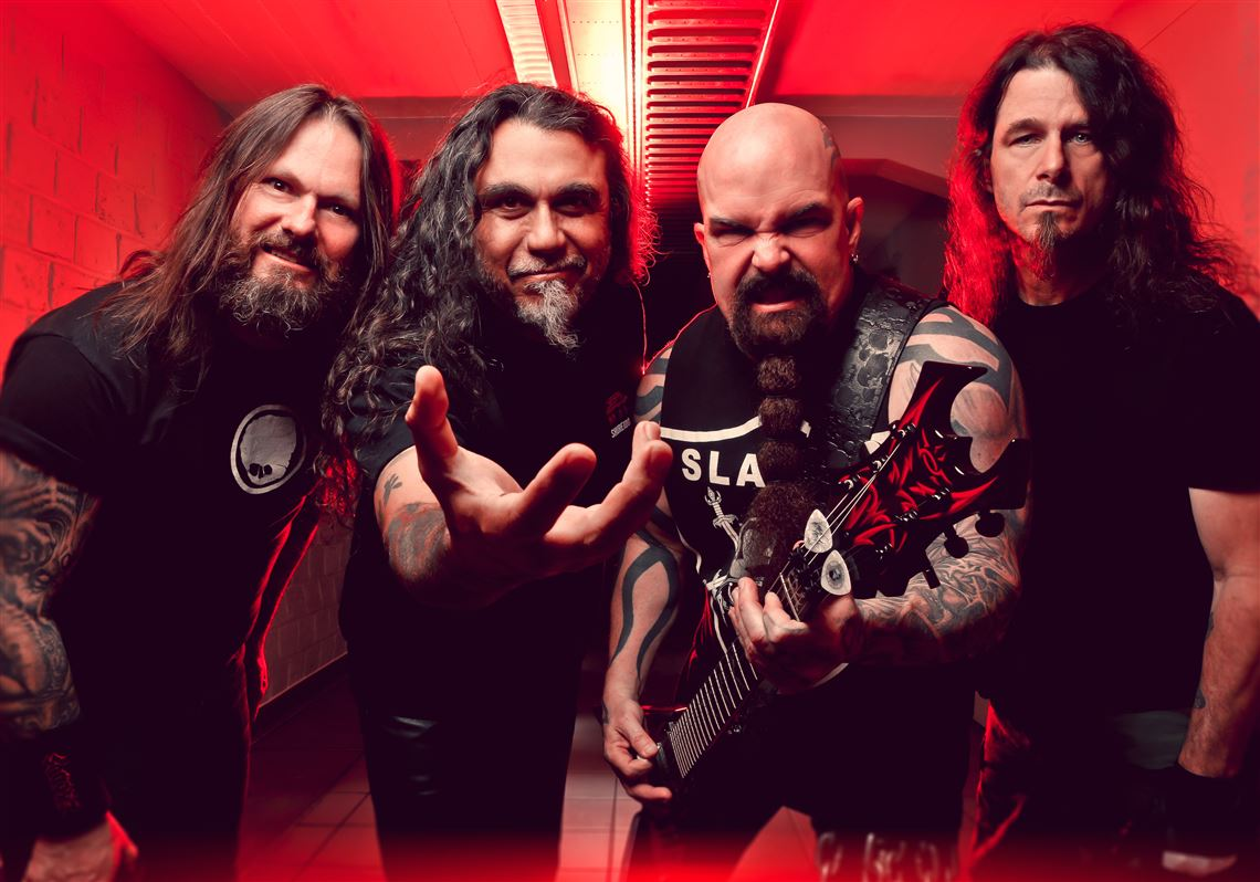 Photo of Slayer final tour goes through Portugal with concert at VOA festival