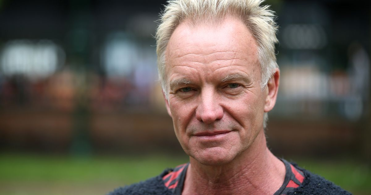Photo of Sting is the first confirmation of the Festival Marés Vivas for 2019
