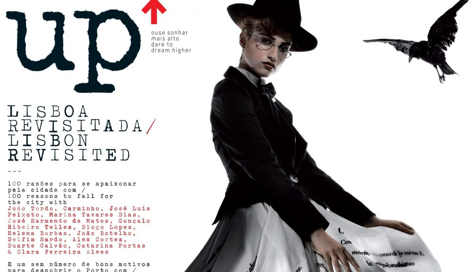 Photo of Best Inflight Magazine: TAP Magazine, Up