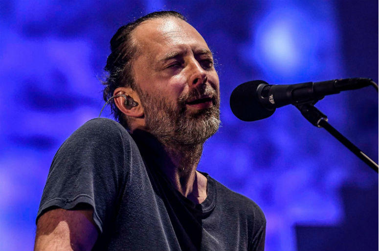 Photo of Thom Yorke debuts solo in Portugal at NOS Alive'19