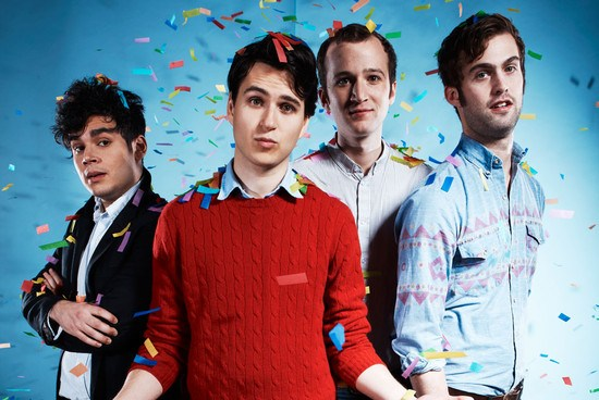 Photo of Vampire Weekend at Alive