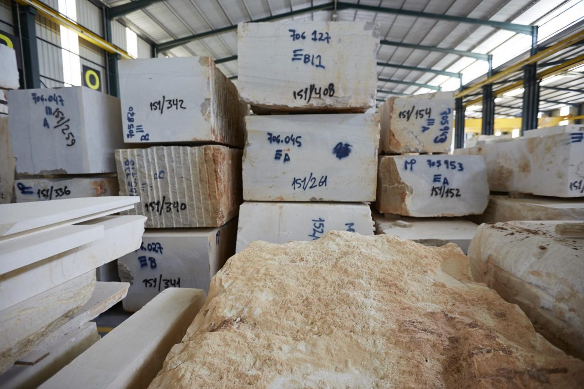 Photo of Family-run marble company sells 3 million euros/year to Beijing