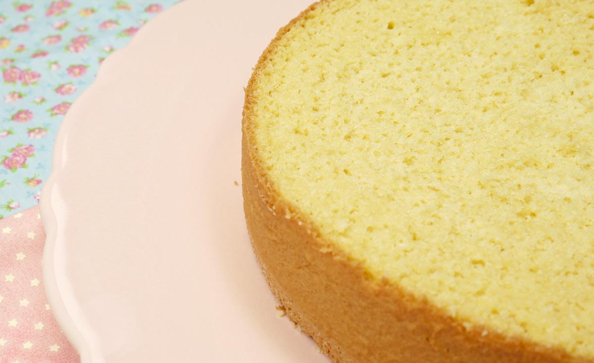 Photo of Pão-de-ló – Portuguese sponge cake