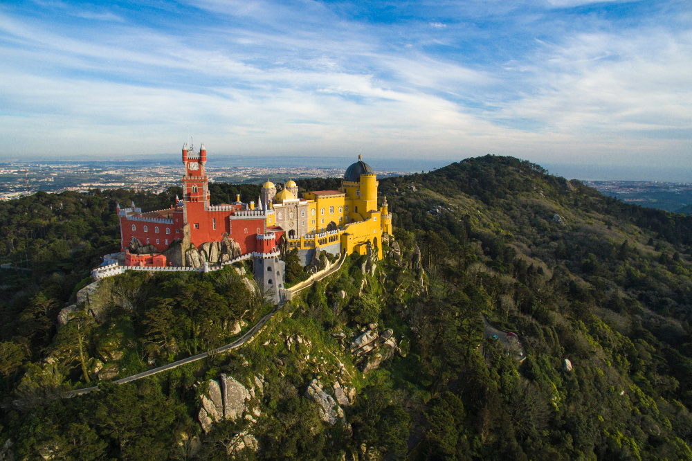 Photo of Sintra among the 'Wonders of the World' for Lonely Planet