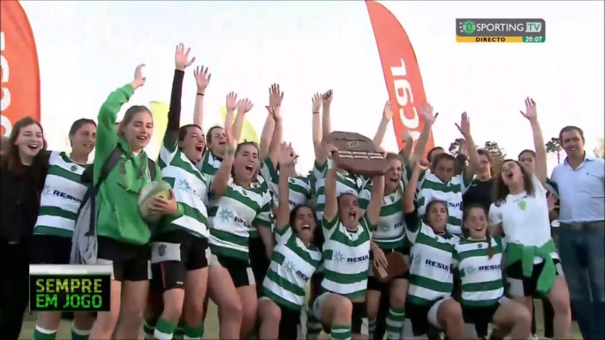 Photo of Sporting wins Iberian Cup of rugby
